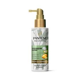 Средство для укрепления волос Pantene Miracles «Пробуждение корней», 100 мл