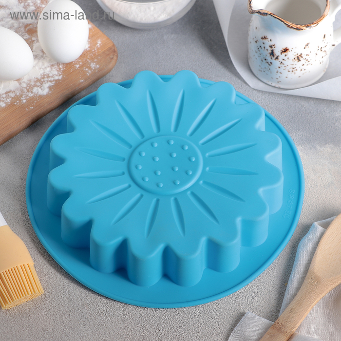 "Baking ""gerbera"", MIX colors"