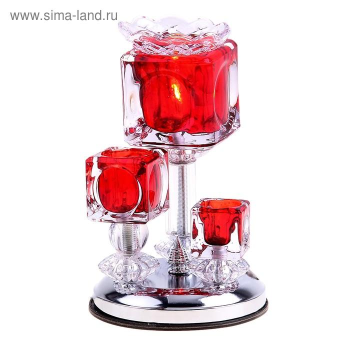 """Аромалампа """"Красные кубы"""""""