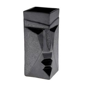 """Ваза дизайнерская """"Kubik Face"""""""