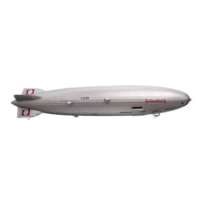 Модель аэростата Hindenburg (1922-1933 гг.)