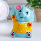 "Piggy - ""baby Elephant with a Daisy"", MIX"