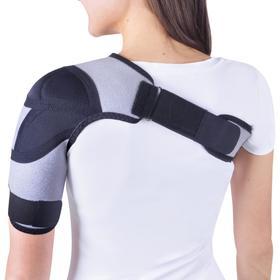 Бандаж для плечевого сустава с аппликаторами биомагнитными медицинскими – «Крейт» А-600 №1