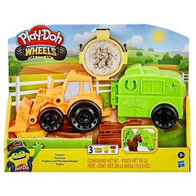 Набор для лепки «Фермерский трактор»
