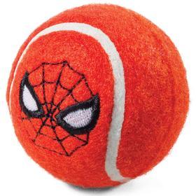 """Игрушка для собак Triol Marvel """"Человек паук. Мяч теннисный"""", 7 см"""
