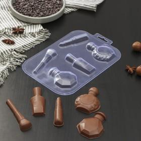 Форма для шоколада «Красота»