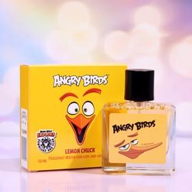 Душистая вода для детей Angry Birds Lemon Chuck «Чак лимон», 50 мл