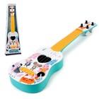 Музыкальная игрушка-гитара «Зоопарк», цвета МИКС