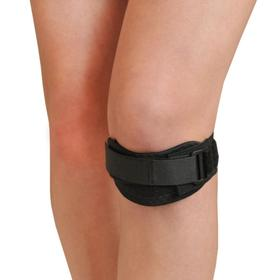 """Бандаж для коленного сустава - """"Крейт"""" (№2, черный) F-500, обхват колена 38-42 см"""