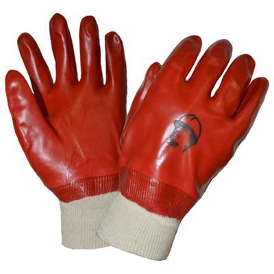 Перчатки «Гранат» х/б с полным ПВХ покрытием