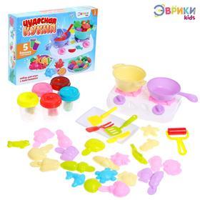 Набор для игры с пластилином «Чудесная кухня»
