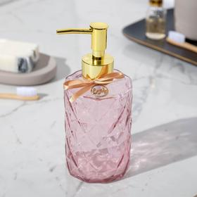 Bottle for soap