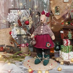Набор для шитья и рукоделия «Олениха Банни»
