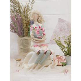 Набор для шитья и рукоделия «Ангелочек Хайди»