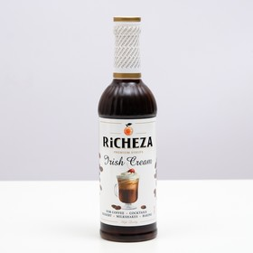 Сироп RICHEZA «Ирландский Крем» 0,33 л