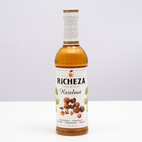 Сироп RICHEZA «Лесной Орех» 0,33 л