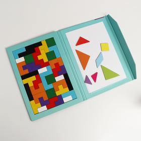 Children's magnetic constructor