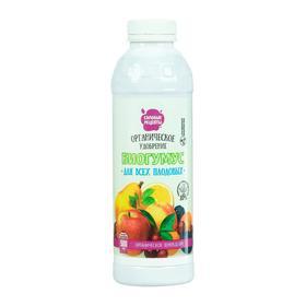 Органическое удобрение Биогумус для плодовых культур, Садовые рецепты, 0,5 л