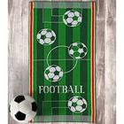 полотенца футбольной тематики