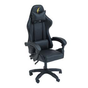 Кресло игровое SL™ CERBERUS YS-915, чёрное