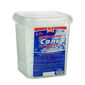 Соль для ПММ, Frau Gretta  специальная гранулированная 1,5 кг