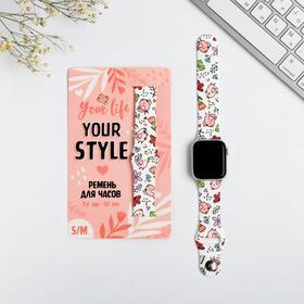 Ремень для часов Your style, р-р 38 - 40 s/m
