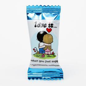 Жевательные конфеты Love Is, со вкусом сливок, 105 г