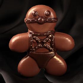 Шоколад фигурный «Мальчик с пальчик» молочный, 50 г