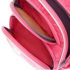 Рюкзак школьный, Calligrata, 36 х 23 х 13 см, эргономичная спинка, «Зайчик» - фото 794047