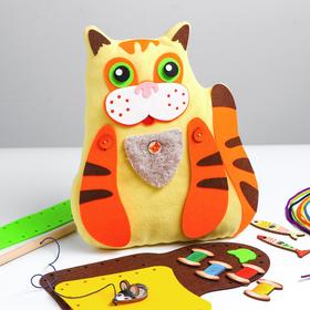 Подушка-игрушка «Кот Кузя»