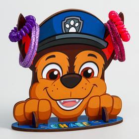 """Органайзер для резинок и бижутерии """"Гончик"""", Paw Patrol"""