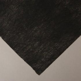 Материал мульчирующий, 25 × 3,2 м, плотность 60, с УФ-стабилизатором, чёрный