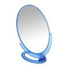 Зеркало складное-подвесное, овальное, без увеличения, одностороннее, цвет МИКС