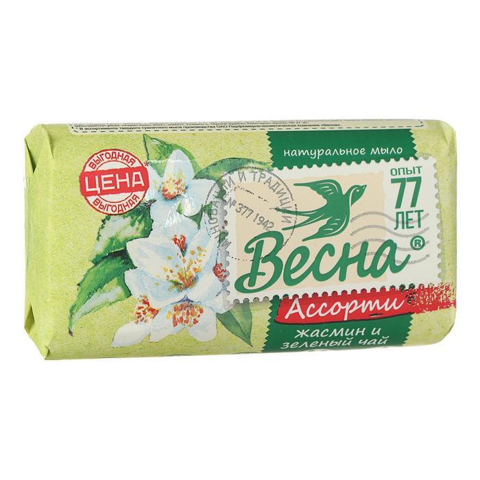 Мыло «Жасмин и зеленый чай», 90 г