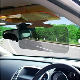 Protection from oncoming headlights and the sun, 32x17 cm, sun visor