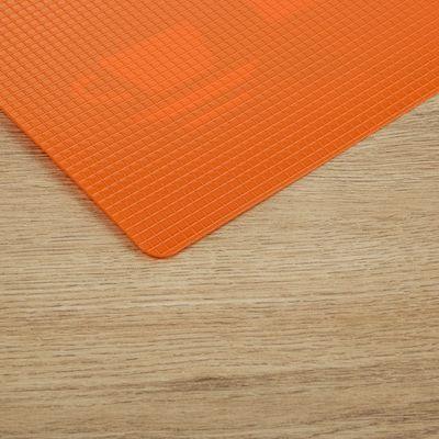 Коврик разделочный противоскользящий 43х28 см, цвет МИКС