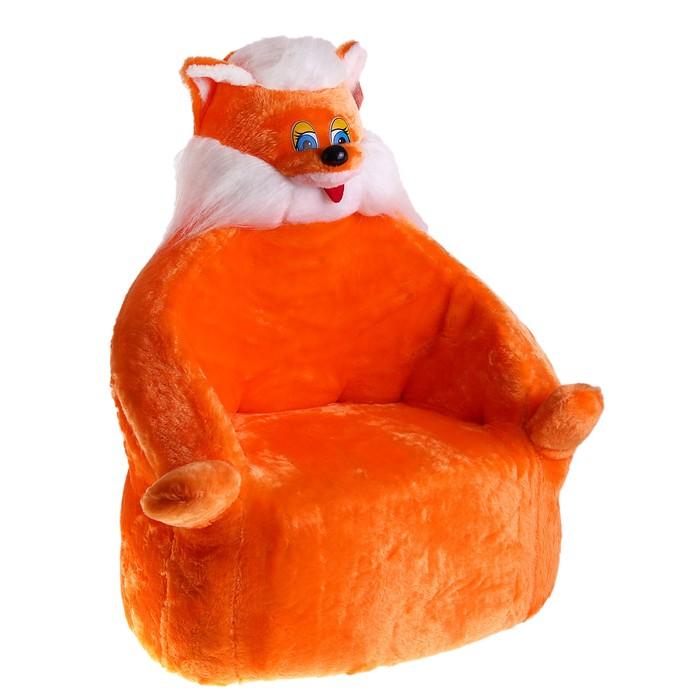 Мягкая игрушка «Кресло Лиса»