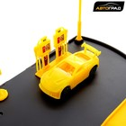 Паркинг «Гараж» + машинка, с аксессуарами - фото 105643713