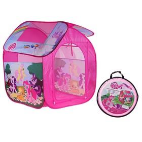 Детская палатка My Little Pony с сумкой