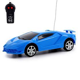 Машина радиоуправляемая «Купе», работает от батареек, МИКС Ош