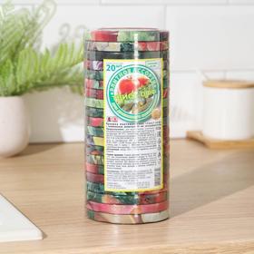 Крышка для консервирования «Элитная», ТО-89 мм, упаковка 20 шт, цвет МИКС Ош