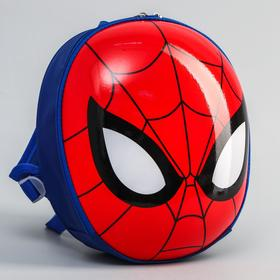 Ранец с жестким карманом, Человек-паук