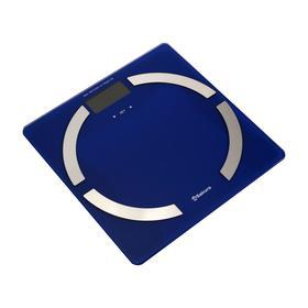 Floor scales Sakura SA-5056, electronic, up to 180 kg, blue