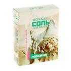 Морская соль для ванн Жасмин, в картонной коробке, 500 г