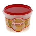 """Соль-скраб """"Банька"""" с мёдом, в пэт ведре, 550 г"""