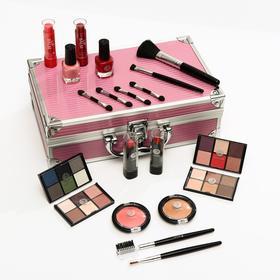 Косметический набор 2K Beauty Barcelona Pink
