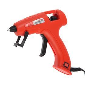 Пистолет клеевой REXANT 12-1511, 220 В, 40 Вт, d=7 мм, 15-20 г/мин, выключатель