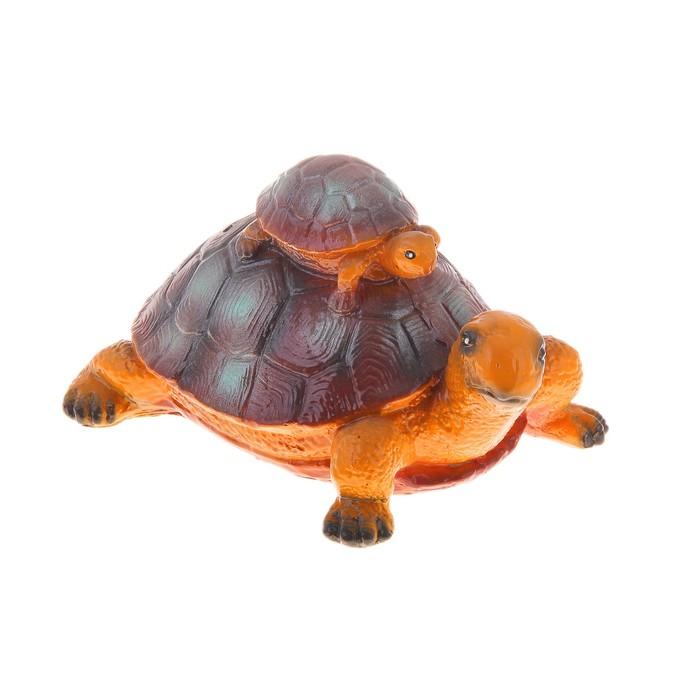 """Копилка """"Две черепахи"""""""