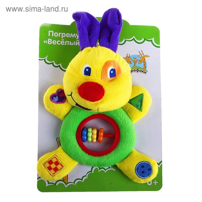 """Развивающая игрушка """"Весёлый кролик"""""""