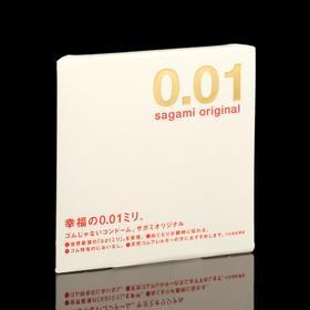 Презервативы Sagami Original 001, 1 шт./уп.